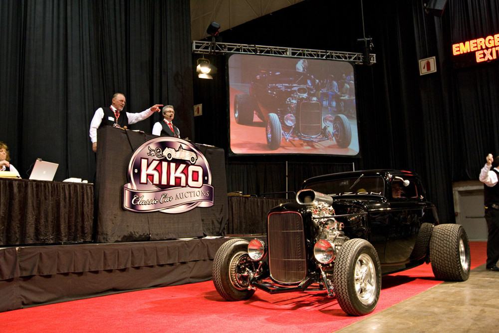 KIKO's Spring Classic Car Auction a Success   KIKO ...