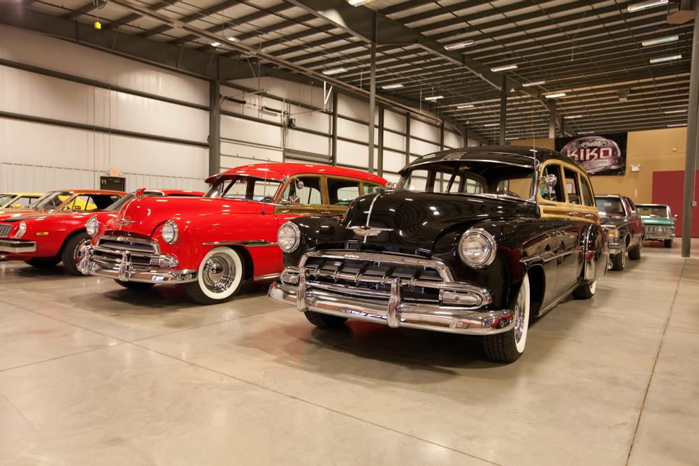 Kiko Classic Car Fall Auction a Success   KIKO Auctioneers ...